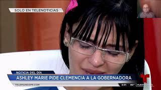 Ashley Marie Torres Feliciano le habla a Wanda Vazquez