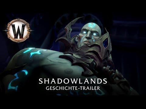 Shadowlands: Geschichte-Trailer