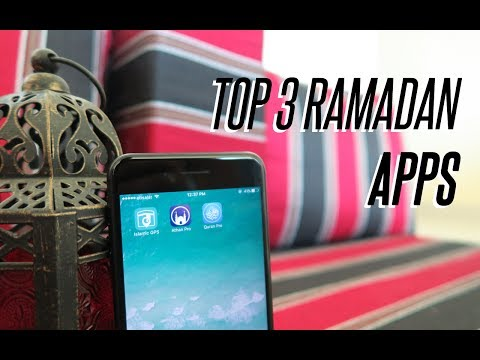Top 3 RAMADAN Apps For iOS and Android