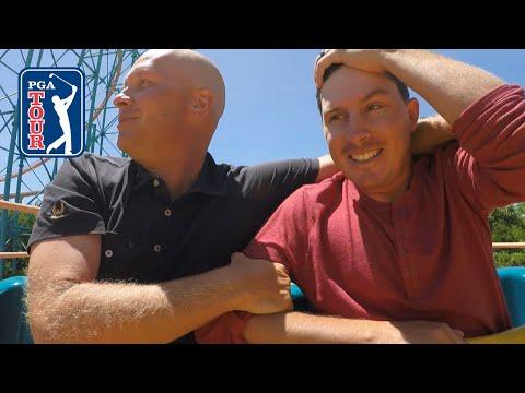 Joel Dahmen and caddie Geno Bonnalie's adventures on TOUR