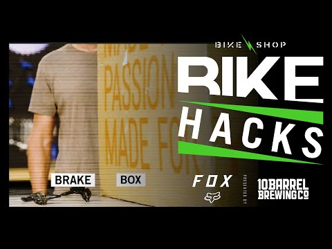 BIKE HACK: Brakeless Boxing