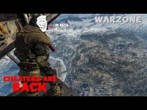 Warzone Cheaters Running Wild AGAINS! When Are You Gonne Wake Up Activision? Modern Warfare Gameplay