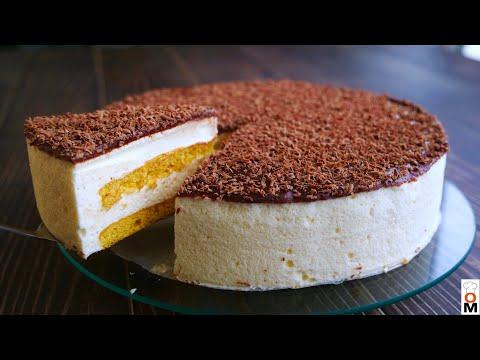 Торт «Птичье Молоко» Один из Самых Вкусных Тортов