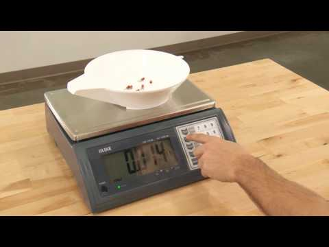 Uline Deluxe Counting Scales