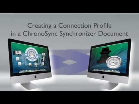 Configuring a ChronoAgent Sync Part II