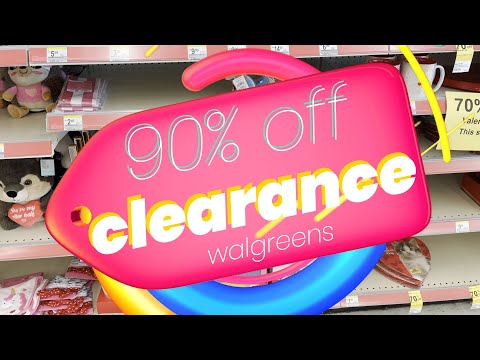 Hurry! 90% OFF WALGREENS CLEARANCE! DISNEY & MORE! No coupons needed   one cute couponer