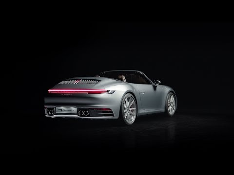 The new Porsche 911 Cabriolet - All set for open-top season