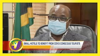 Small Hotels to Benefit from Covid Conscious Tourists: TVJ Business Day - January 3 2021