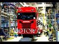 FABRYKA: CIĘŻARÓWKI SCANIA [Grupa VW] Produkcja elementów montażowych l Zwolle Plant Netherlands