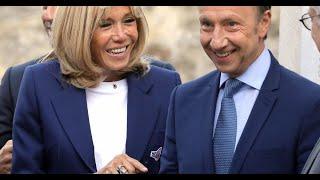 Brigitte Macron de sortie : joyeuses retrouvailles avec un couple princier, Stéphane Bern ravi