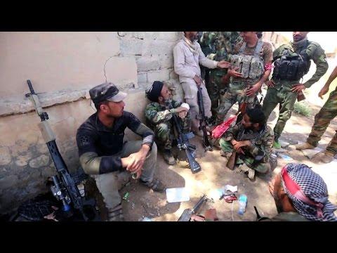 القوات العراقية تستعيد السيطرة على قضاء الحضر جنوب غرب الموصل