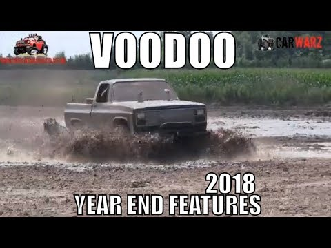 VOODOO CHEVY MUD TRUCK FEATURE 2018