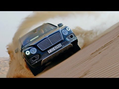 Bentley Bentayga Falconry by Mulliner [YOUCAR]