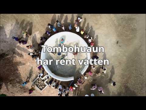 När vattnet kom till Tombohuaun