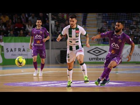 Palma Futsal - Córdoba Patrimonio Jornada 12 Temp 19-20