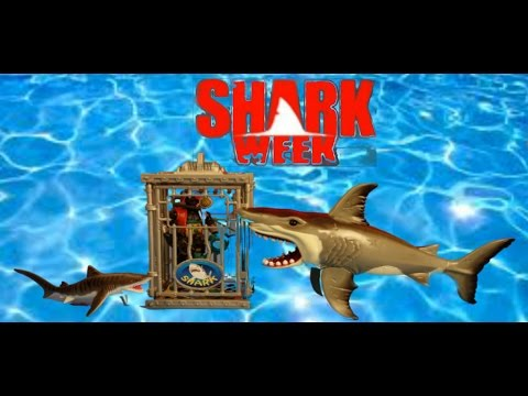 Download Youtube to mp3: Animal Planet Chap Mei Shark toy reviews