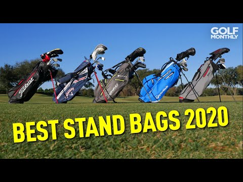 BEST STAND BAGS 2020! Golf Monthly