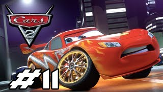 Cars 2 The Video-Game - Part 11 - Hicks Chicks (HD Gameplay Walkthrough)