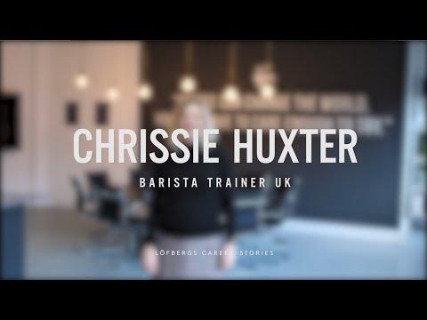 Chrissie - Barista Trainer