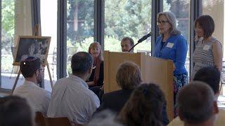 Stanford's 2016 Amy J. Blue Awards Ceremony