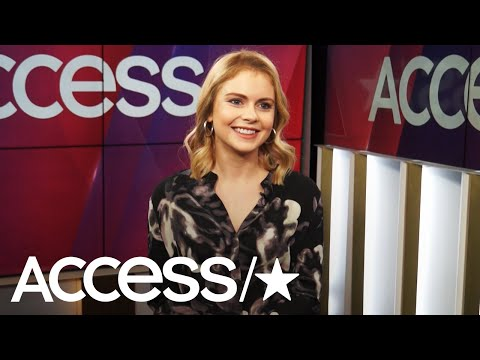 'iZombie': Rose McIver Says Be Ready For A 'Very, Very Different Show' In Season 4 | Access