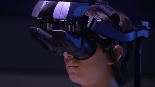 Stanford researchers examine the psychology of virtual reality