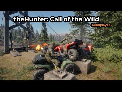 theHunter: Call of the Wild -- Opname 17/07/2019