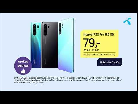 Huawei P30Pro - januar