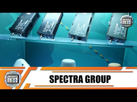 Review of SlingShot satellite communication system of British army by CEO of Spectra Group
