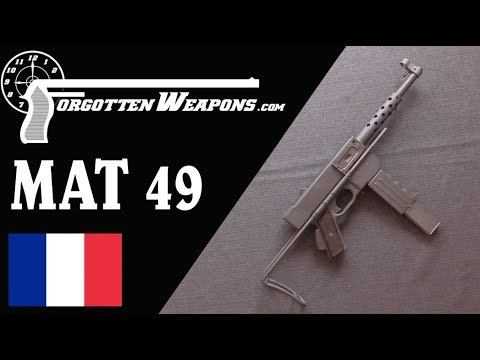 connectYoutube - MAT 49: Iconic SMG of Algeria and Indochina