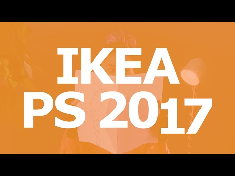 IKEA PS 2017 LIVE IT collection