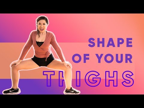 Shape of Your Thighs Workout Challenge! | Shape of You by Ed Sheeran