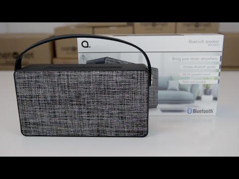 Andersson BTX-5000 Bluetooth-høyttaler