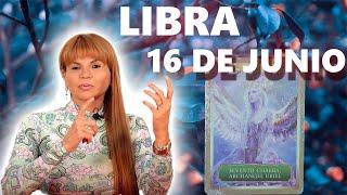 PREDICCIONES MHONI VIDENTE - Libra horóscopo de hoy 16 de Junio 2021 - Aprender a aceptar