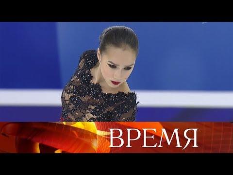 В Саранске за билет на чемпионат Европы по фигурному катанию сразились лучшие российские фигуристки. photo