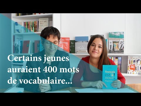 Vidéo de Alain Bentolila