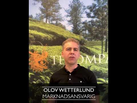 Olov Wetterlund Marknadsansvarig