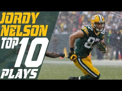 Jordy Nelson's Top 10 Plays of the 2016 Season | NFL Highlights