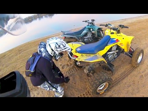 Full throttle on any gear - ATV Quad Bikes - Ma byc ogien na kazdym biegu!