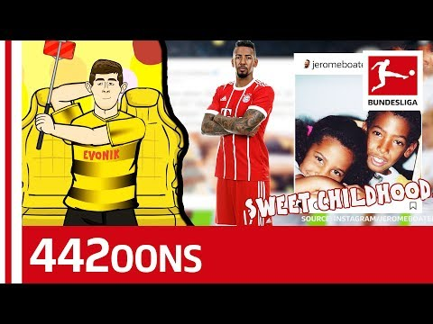 Love, Boateng's Childhood & More - The Bundesliga's Stars Week In 60 Seconds - Powered by 442oons