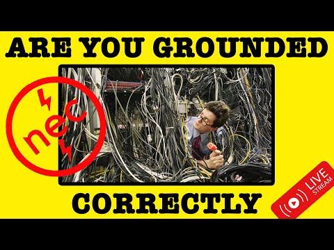 Ham Shack Grounding w/Tips to Lower RF Noise #YTHF21