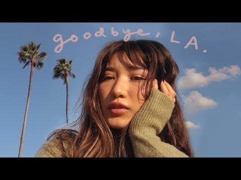 Video: my last weekend in LA...