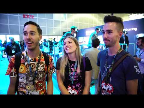 CL Corporation motion by D-BOX nails VR Skateboarding at E3 and fans react