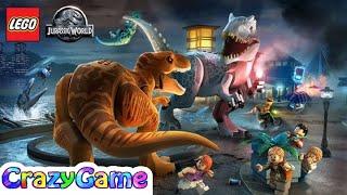 #LEGO Jurassic World Conplete Game Walkthrough 5 Hour - Best LEGO Game for Children