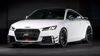 ABT Audi TT RS-R 500HP | ABT Sportsline