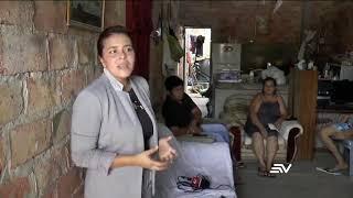 Madre pide justicia por el asesinato de sus dos hijas hace 4 meses en Manabí