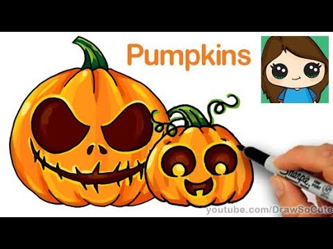 how to draw halloween stuff youtube