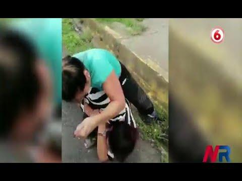Peleas entre mujeres preocupa a autoridades