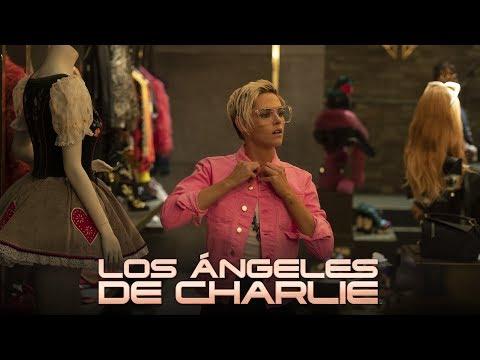 """LOS ÁNGELES DE CHARLIE. ¿Quieres ser un Ángel"""" en cines 5 de diciembre."""