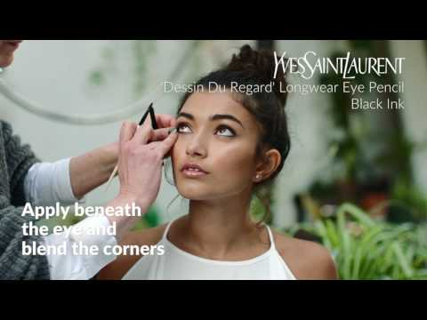 debenhams.com & Debenhams Promo Code video: Get the Look: How to create a Smokey eye using kohl liner